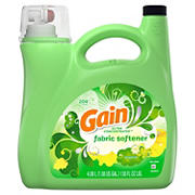 Gain Ultra Concentrated Liquid Fabric Softener, 138 fl. oz.