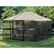 "Casita 10'4"" x 10'4"" Square Screenhouse"