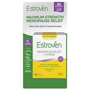 Estroven Maximum Strength Menopause Relief Caplets, 60 ct.