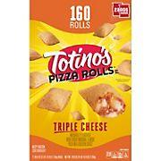 Totino's Triple Cheese Pizza Rolls, 160 ct./7.9 oz.