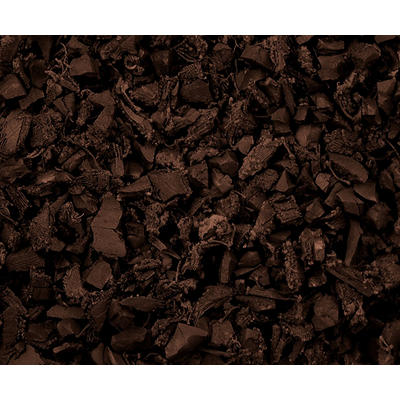 NuScape 100% Recycled 1.5-Cu.-Ft. Rubber Mulch Bags, 50 pk. - Earthton