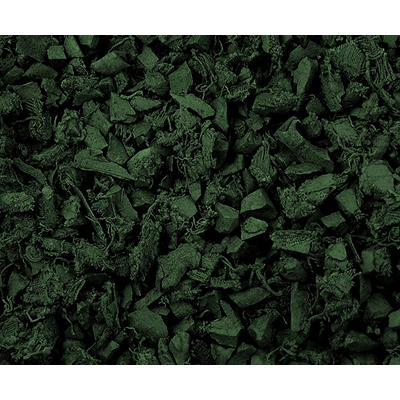 NuScape 100% Recycled 1.5-Cu.-Ft. Rubber Mulch Bags, 50 pk. - Forest G
