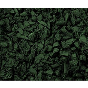 NuScape 100% Recycled 1.5-Cu.-Ft. Rubber Mulch Bags, 25 pk. - Green