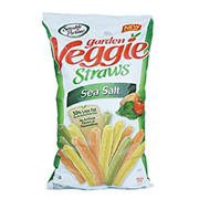 Sensible Portions Sea Salt Garden Veggie Straws, 25 oz.