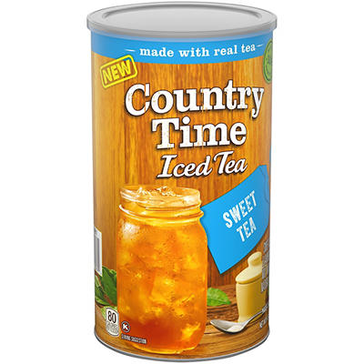 Country Time Sweet Iced Tea Drink Mix, 5 lbs.