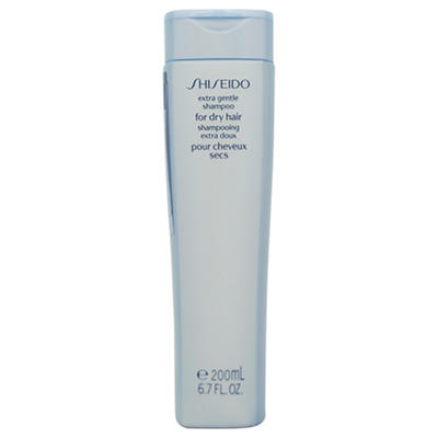 Shiseido Extra Gentle Shampoo for Dry Hair, 6.7 oz.