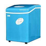 NewAir 28-lb. Portable Ice Maker - Cyan Blue