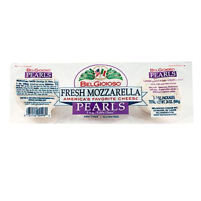 BelGioioso Fresh Mozzarella Pearls, 24 oz.
