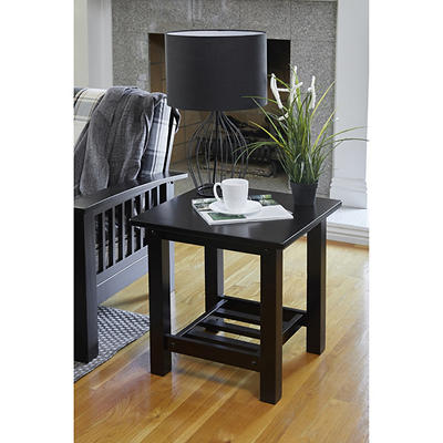 Handy Living Baltimore End Tables, 2 pk. - Brown