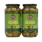 Wellsley Farms Spanish Queen Olives, 33 oz.
