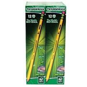 Ticonderoga #2 Sharpened Pencil, 72 ct.