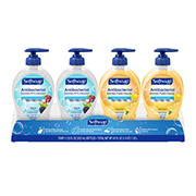 Softsoap Liquid Hand Soap Variety Pack, Ginger, Cucumber, Aloe, Lavender,  4 pk./11.25 oz.