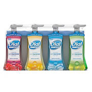 Dial Complete Foaming Antibacterial Hand Wash in Assorted Scents , 4 pk./7.5 oz.