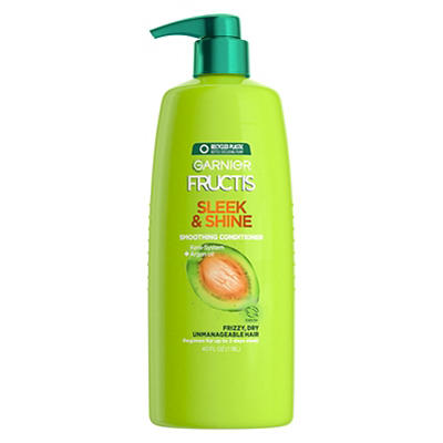 Garnier Fructis Sleek & Shine Conditioner, 40 oz.