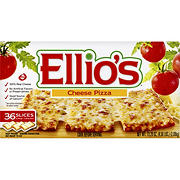 Ellio's Cheese Pizza, 36 ct.