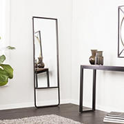 SEI Holly & Martin Lewis Leaning Mirror - Black