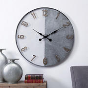 SEI Matrelle Oversized Wall Clock