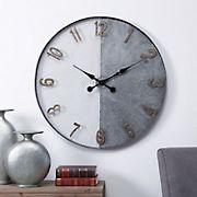 SEI Matrelle Oversized Wall Clock