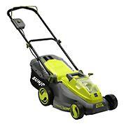 "Sun Joe iON 40V 15"" Cordless Lawn Mower"