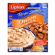 Lipton Kosher Onion Soup & Dip Mix, 4 pk./7.6 oz.