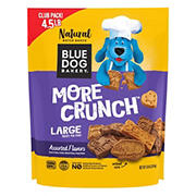 Blue Dog Bakery More Flavors Dog Treats, 4.5 lbs.