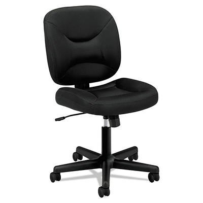 HON VL210 Series Low-Back Task Chair - Black