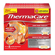 ThermaCare 8-Hour Joint/Muscle HeatWraps, 11 ct.