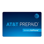 $45 AT&T Mobile Prepaid Card