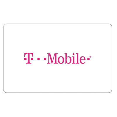 $60 T-Mobile Gift Card