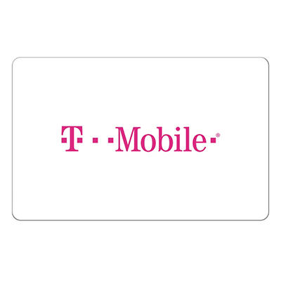$40 T-Mobile Gift Card