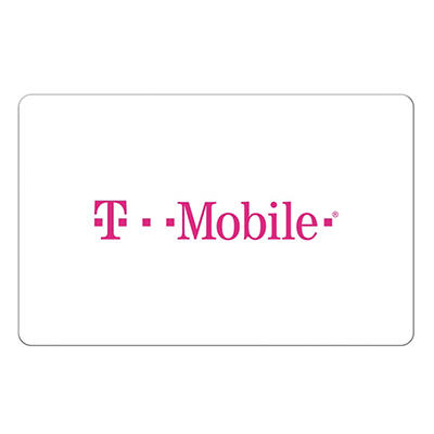 $50 T-Mobile Gift Card