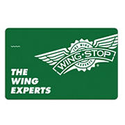 $25 Wingstop Gift Card