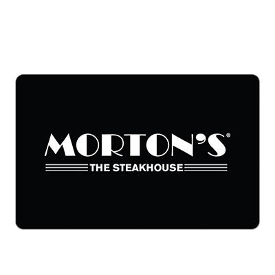 $50 Morton's The Steakhouse Gift Card