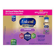 Enfamil Gentlease Infant Formula, 24 ct./8 fl. oz.
