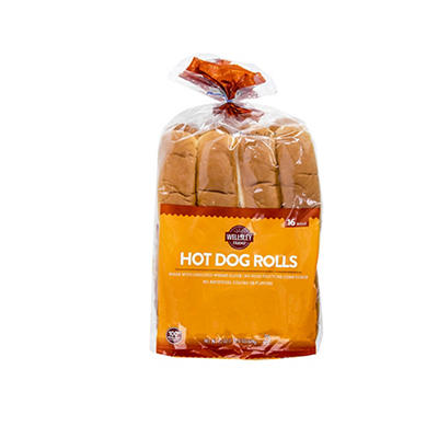 Wellsley Farms Hot Dog Rolls, 16 ct.