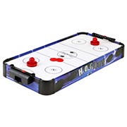 Carmelli Blue Line 32-in Table Top Air Hockey