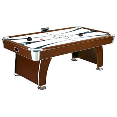 Carmelli Brentwood 7.5' Air Hockey Table with Electronic Scoring - Che