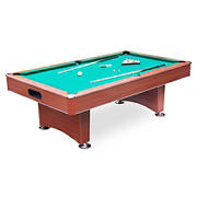 Carmelli Newport 8' Pool Table - Cherry