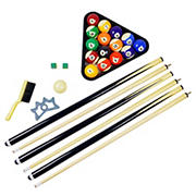 Carmelli Pool Table Billiard Accessory Kit