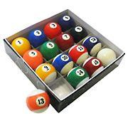Carmelli Pool Table Regulation Billiard Ball Set