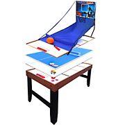 "Carmelli Accelerator 54"" 4-in-1 Multi-Game Table"