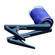 Carmelli Deluxe Table Tennis EZ Clamp Clip-On Post and Net Set