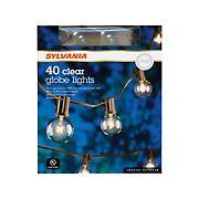 Sylvania Globe Light Cables, Set of 2 - White