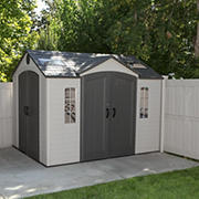 Lifetime 10' x 8' Dual Entry Shed