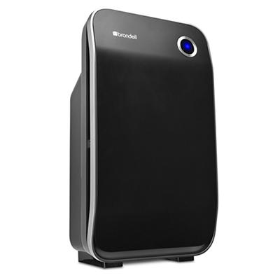 Brondell O2+ Halo True HEPA Air Purifier - Black