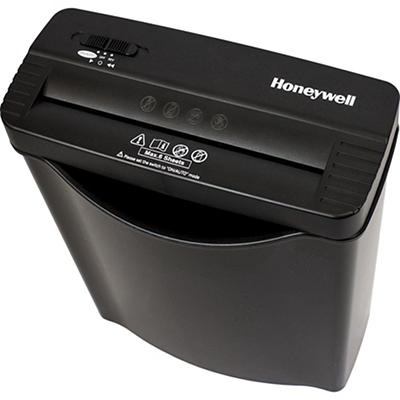 Honeywell 6-Sheet Strip-Cut Shredder