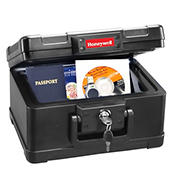 Honeywell 0.15-Cu.-Ft. Water-Resistant Fire Chest