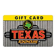 Texas Roadhouse $50 Gift Card