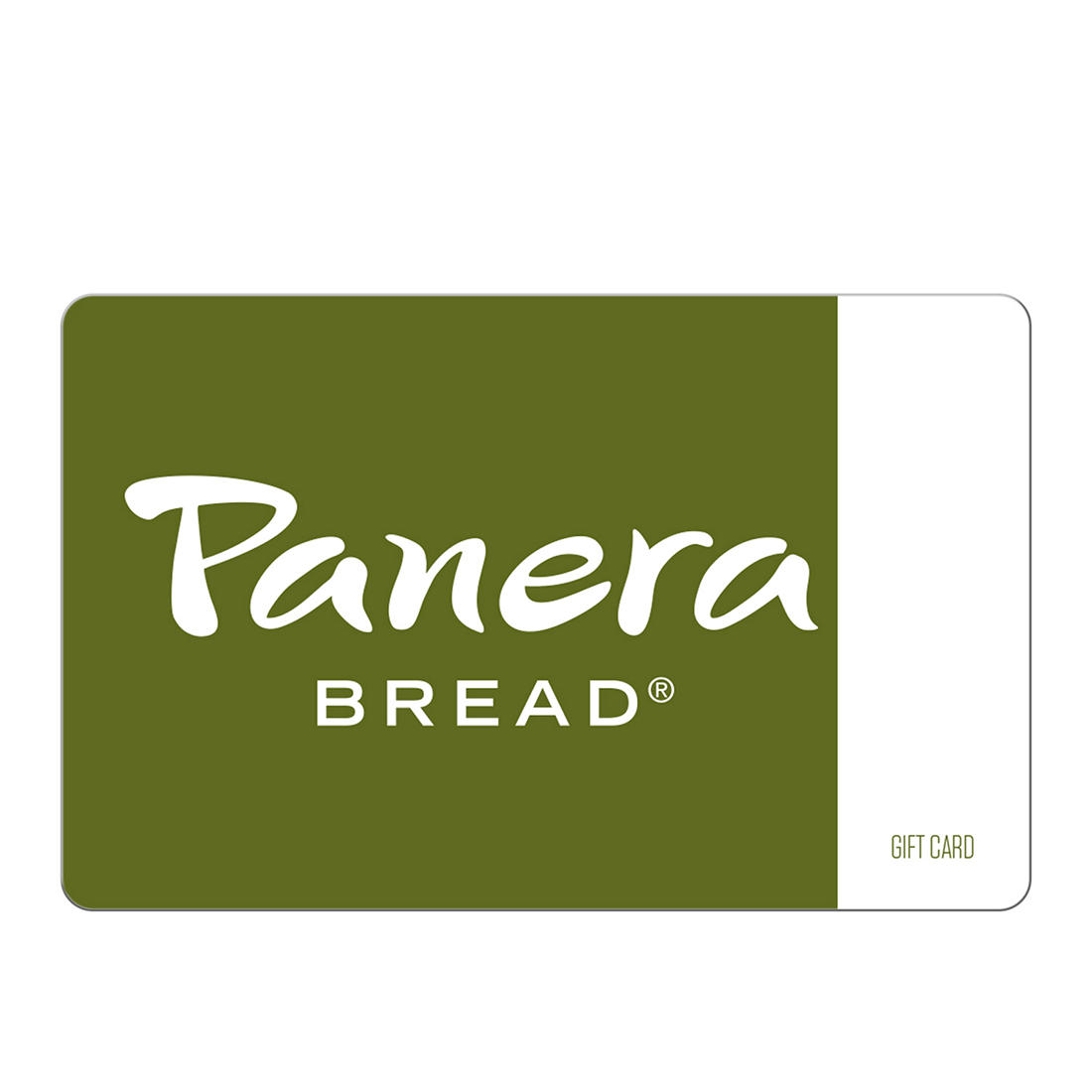 photograph relating to Panera Bread Printable Menu identified as Panera Bread $10 Present Card, 3 pk.