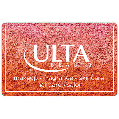 Ulta Beauty $25 Gift Card